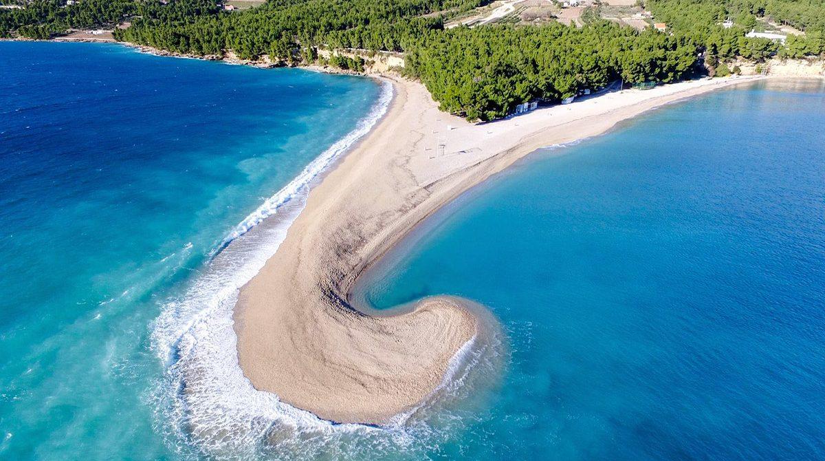 Zlatni-rat-beach-Bol-island-Brac-Croatia